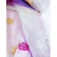 Buy cheap spangle embroidery curtain fabrics FDBL-6006 from wholesalers