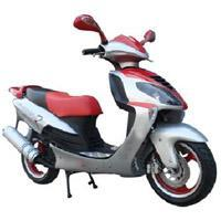 China Gas Motor Scooter Item No.:WZMS1523EEC/EPA on sale