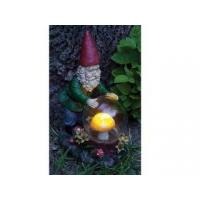 Buy cheap Polyresin Gnomes Figurines Polyresin Solar Garden Gnome from wholesalers