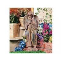 Buy cheap Polyresin Statues Resin Praying Angel Garden Statue from wholesalers