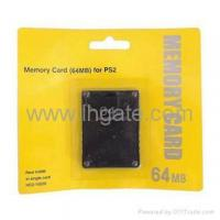 Buy cheap 64MB Memory card for PS2 from wholesalers