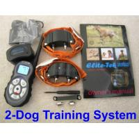 Buy cheap Elite-Tek SH-9899 Waterproof Electronic Remote Dog Training Collar for 2dogs from wholesalers