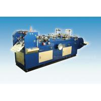 Buy cheap Printing Machinery Double sides glasses bag making machinery(KENO-ZF90) from wholesalers