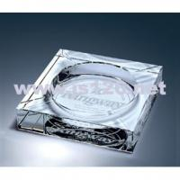 Buy cheap Crystal Ashtrays 008035 from wholesalers