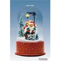 Wholesale Snow Dome with Polyresin Santa Claus from china suppliers