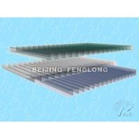 Buy cheap Greenhouse Supplies Double wall PC Board 10mm from wholesalers