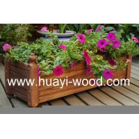 Buy cheap Brand Namewood planter boxes from wholesalers
