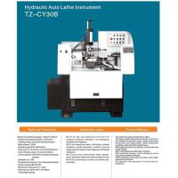 Buy cheap Automatic machine Series Hydraulic Auto Lathe Instrument TZ-CY30B from wholesalers