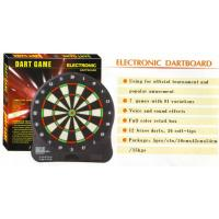Wholesale Dart Game LCD Electronic dartboard from china suppliers