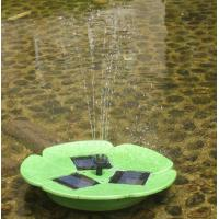 Buy cheap Pond Pump Solar Fountain Pump from wholesalers