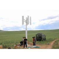 Vertical axis wind turbine Techwellpower Manufactures