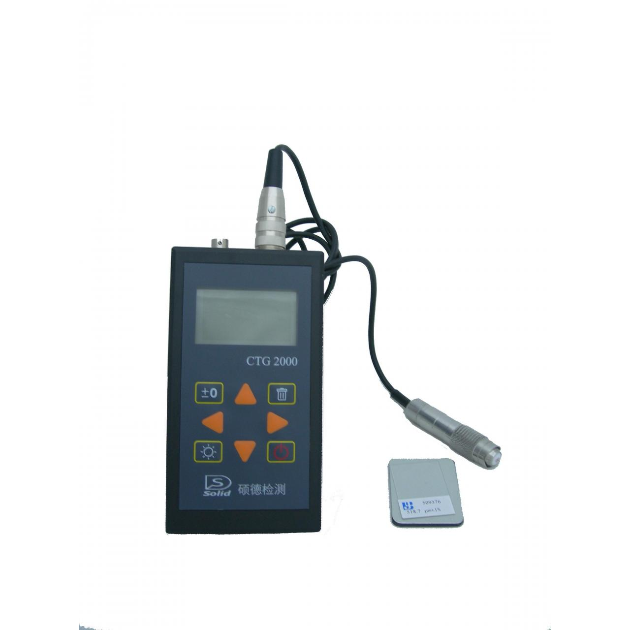 CTG2000 Coating Thickness Gauge Manufactures