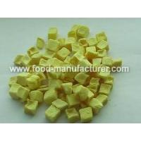 Buy cheap Freeze Dried Fruit Freeze Dried Mango Dices from wholesalers