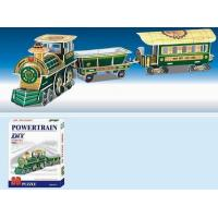 Buy cheap CARDBOARD TOYS Big train from wholesalers