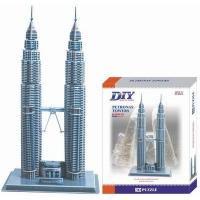 Buy cheap CARDBOARD TOYS petronas tower from wholesalers