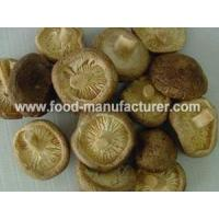 Buy cheap Freeze Dried Mushroom Freeze Dried SHiitake from wholesalers