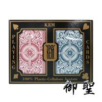 Buy cheap Kem Plastic Playing card (red & blue) No.:J105 from wholesalers