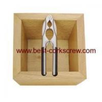 Wholesale Rubber Wood Nut Bowl with Cracker XH215-K6 from china suppliers