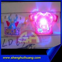 Wholesale Mobile Flashing Stickers Number: F-SHHSJT-05 from china suppliers