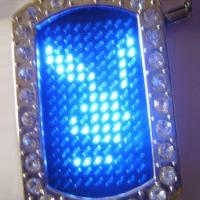 scrolling led dog tag Manufactures