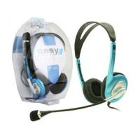 Buy cheap HEADPHONES EASYTOUCH ET-253 FIREBALL + MICROPHONE from wholesalers