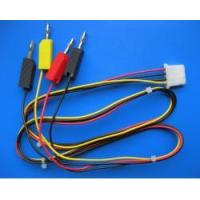 Buy cheap Banana plug connector wire from wholesalers