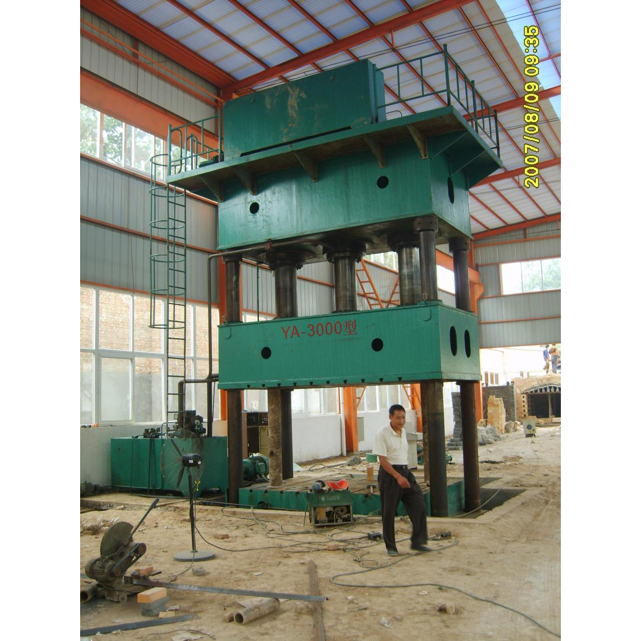 Buy cheap Moulds Hydraulic Press from wholesalers