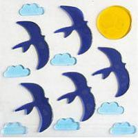 Wholesale GE-307L Gel stickers from china suppliers