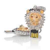 Buy cheap Cool lion crystal usb stick+cwc-12-020 from wholesalers
