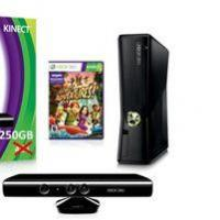 Play Station-Sony-Xbox 360 4GB Console with Kinect Manufactures
