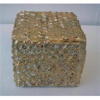 Buy cheap Gold Cube product