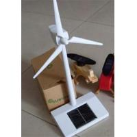 Solar wind turbine toy 01 Manufactures