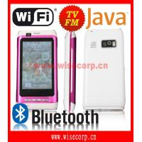 Buy cheap TV mobile phone Java Dual sim cards dual standby from wholesalers
