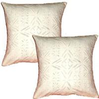 Buy cheap APPLIQUE WORK THROW CUSHION COVERS from wholesalers
