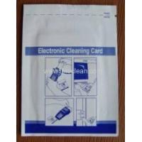 Buy cheap electronic cleaning card from wholesalers