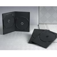 Buy cheap JEWEL CD CASE 7MM DOUBLE BLACK DVD CASE from wholesalers