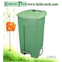 Wholesale Wheeled Industrial Trash Can with Pedal from china suppliers
