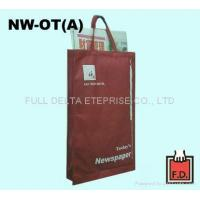 Non-Woven Newspaper bag for Hotel Manufactures