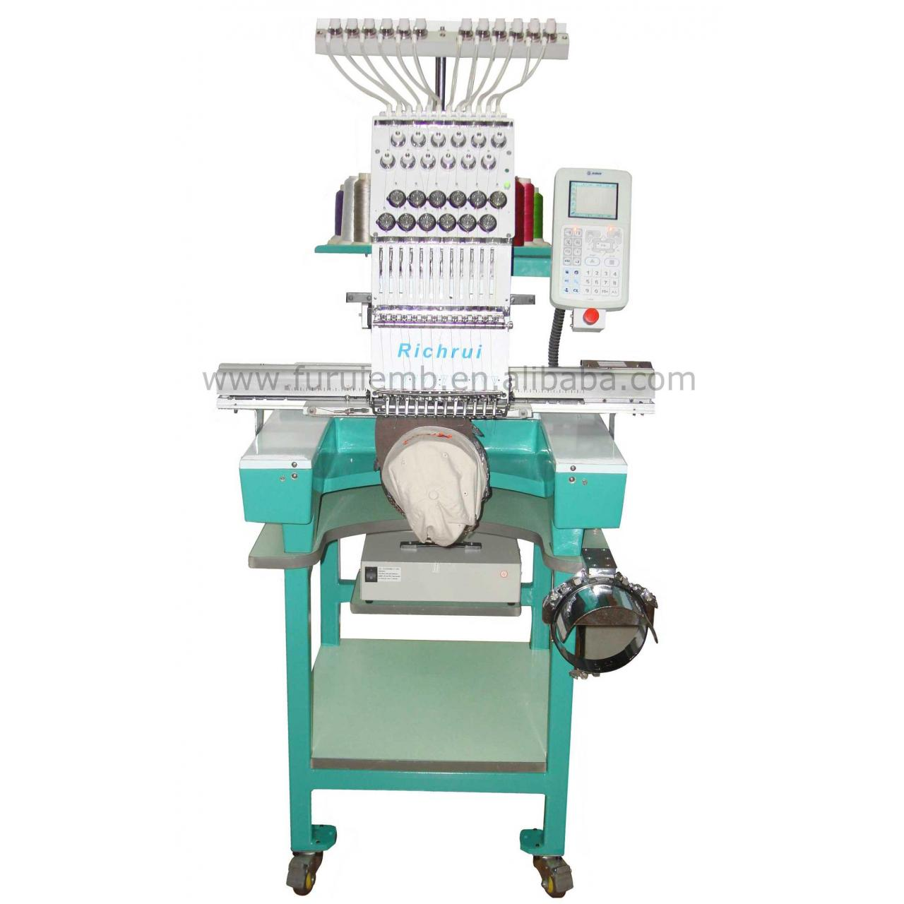 Buy cheap Richrui Single head Cap embroidery machine from wholesalers