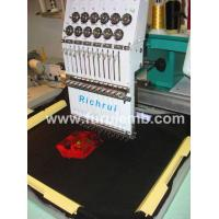 Buy cheap Single Head Flat Embroidery Machine from wholesalers