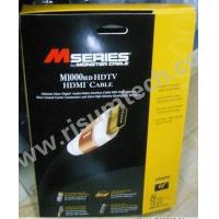 Buy cheap Monster M1000HD HDTV HDMI cable 8FT/4FT from wholesalers