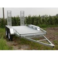 Buy cheap Tandem trailer from wholesalers