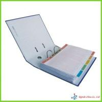 Buy cheap PVC lever arch file folder from wholesalers