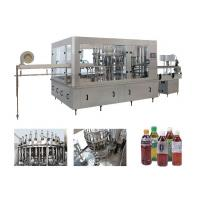 Buy cheap RXGF Series Juice Hot Filling 3-In1 Machine from wholesalers