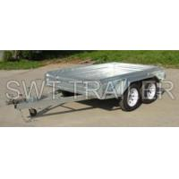 Buy cheap Tandem Trailer 8x5 brand new Galvanized from wholesalers