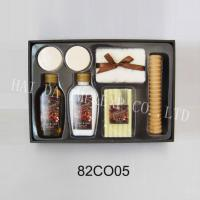 Buy cheap Bath Gift Set in Wooden Box from wholesalers