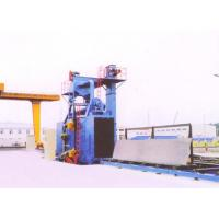 Wholesale Pass through type steel structure shot blasting machine from china suppliers