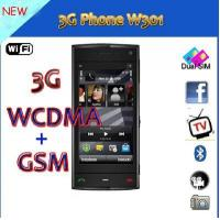 Buy cheap 3G mobile phone W301 from wholesalers