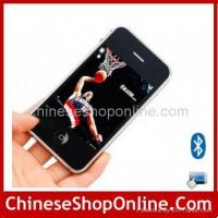 Buy cheap new iPhone 4G Cell Phone Pro Dual Sim Card Quad Band JAVA Ultra Thin from wholesalers