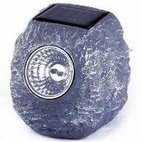 Buy cheap Polyresin Ball Solar Light from wholesalers